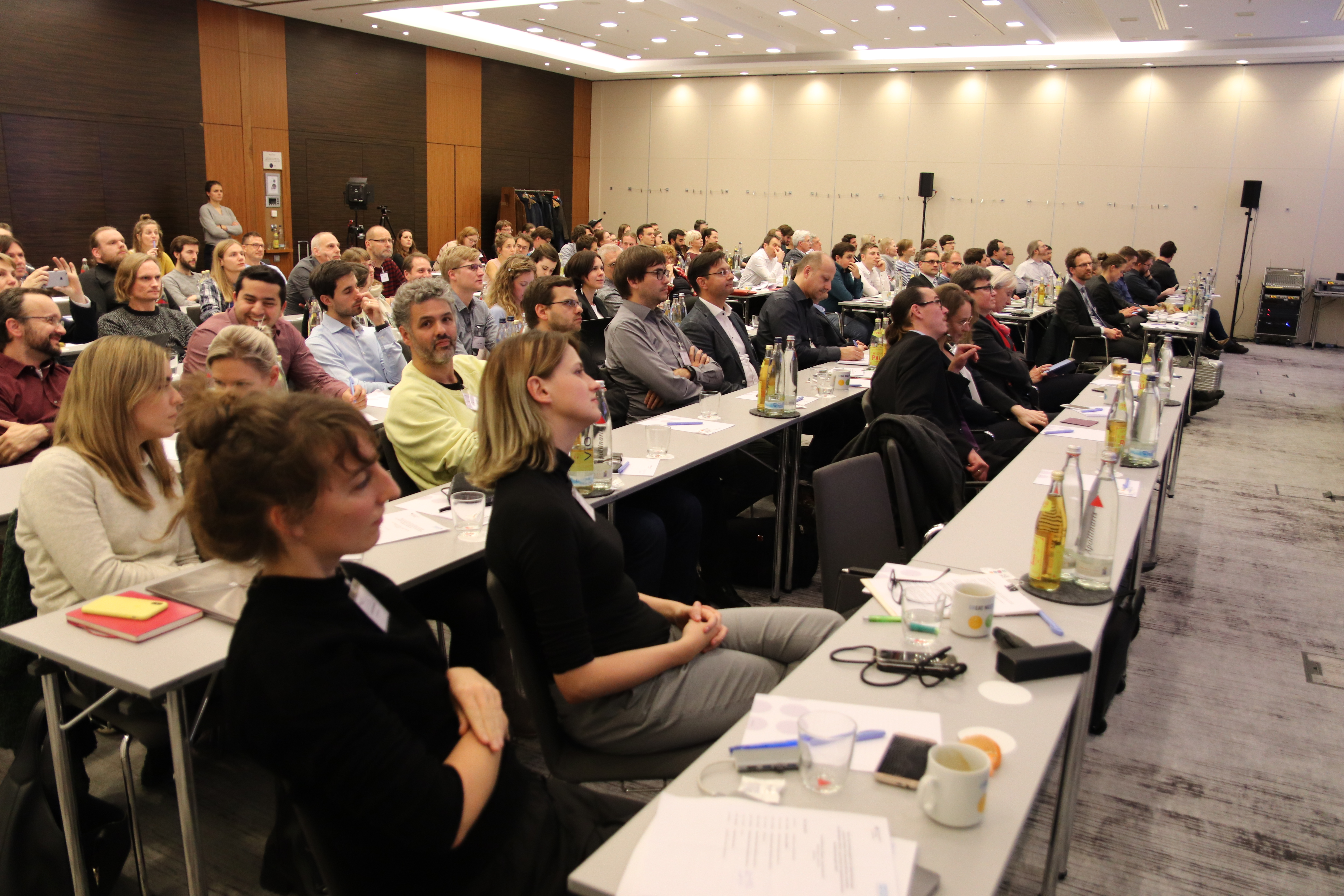 poliTE takes part in the Status and Networking Meeting of the BMBF in Berlin